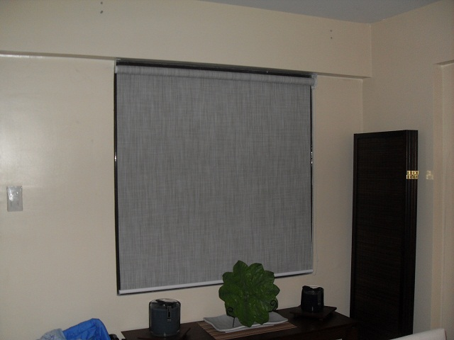 Blackout Roller Blinds at Tandang Sora, Quezon City, Philippines