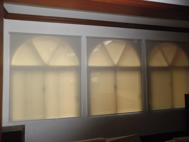 Roller Blinds Group 2 ( T3302 Beige )