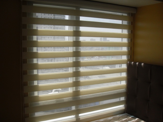 Combi Blinds Installed at Pasig City , Philippines