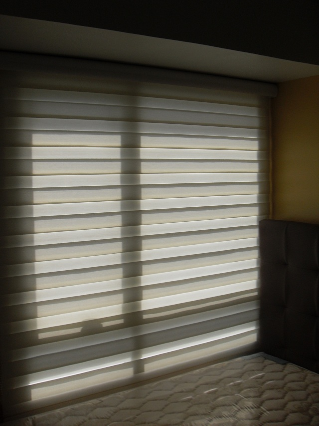 Combi Blinds Intalled at Pasig City , Philippines