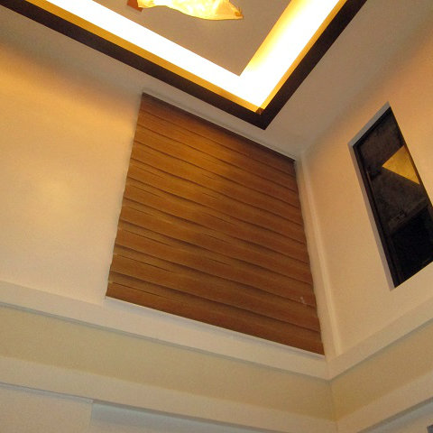 COmbi Blinds Installed at Sta Mesa, Manila, Philippines