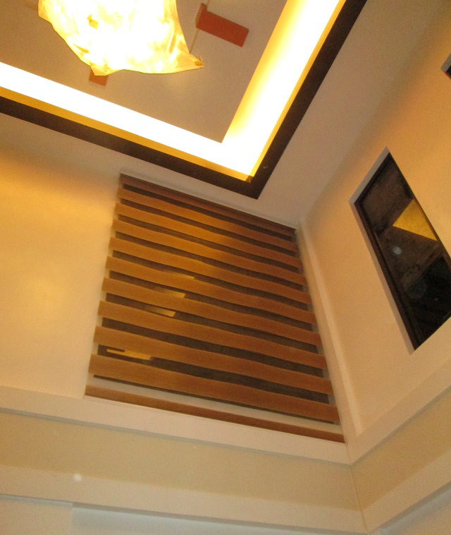 "Combi Blinds "" H504 Choco"" Installed at Sta. Mesa Manila, Philippines"