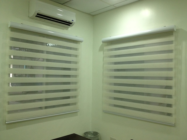 Combi Blinds Installed in Maharlika Village, Taguig
