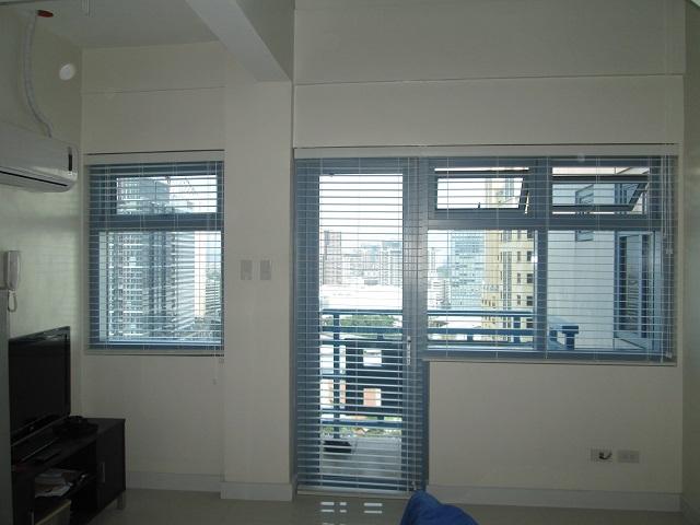 Installed Faux Wood Blinds in Greenhills, San Juan City