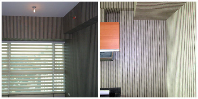 Vinyl Wallpaper Installed at Las Pinas City, Philippines