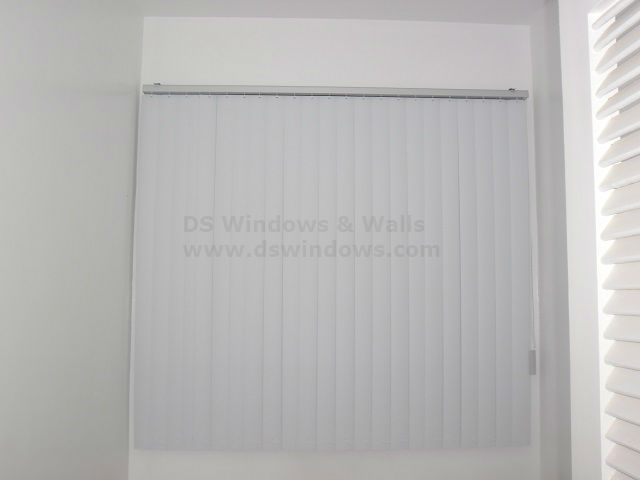 Affordable PVC Vertical Blinds in Taguig City