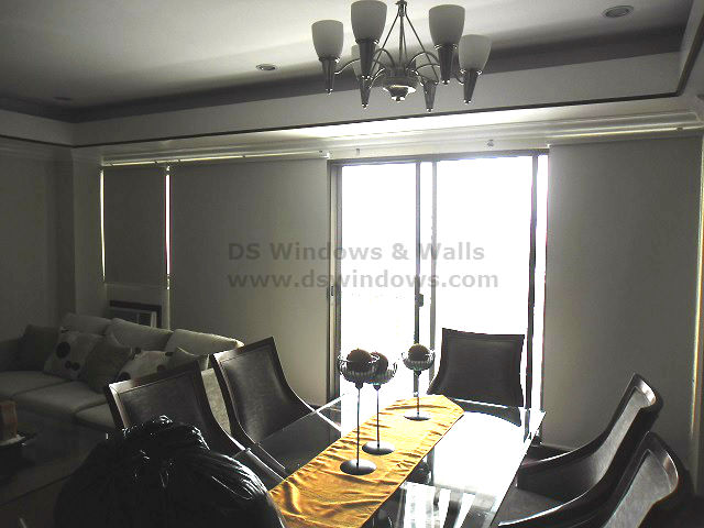 Roller Blinds in Paranaque City, Philippines