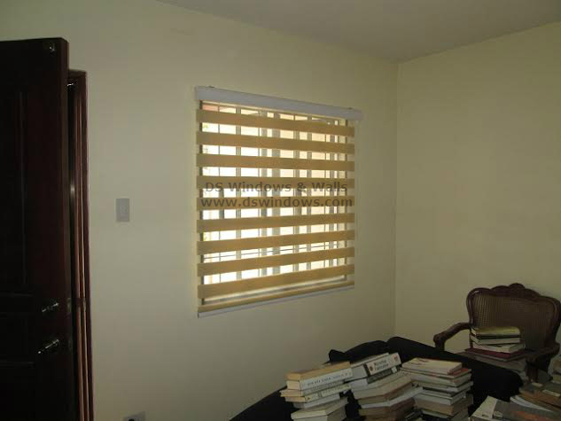 Combi Blinds at Greenview Executive Village, Quezon City, Philippines