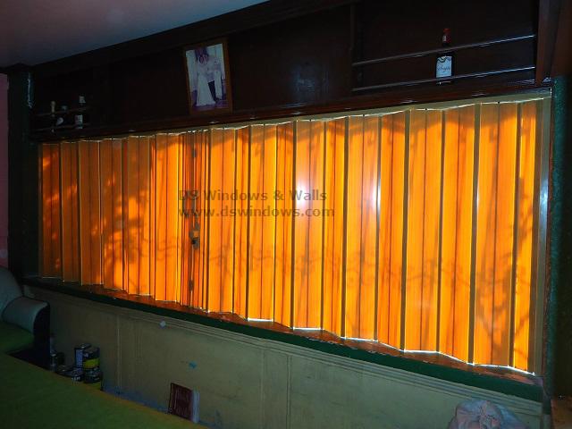PVC Accordion Door Installed in Old Balara, Quezon City
