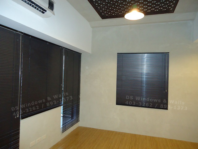 Venetian blinds Batangas installation