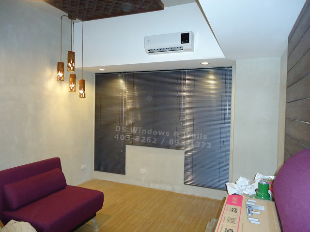 Classic Venetian Blinds for Modern Houses : Batangas Installation